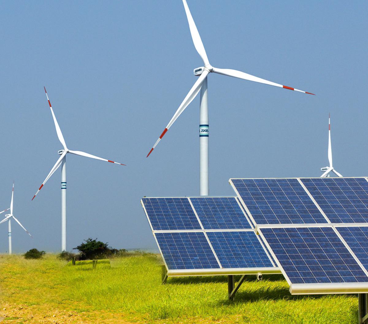 Hybrid Energy Storage Solar Energy | Wind Energy Hybrid Energy Solutions|Hybrid Energy